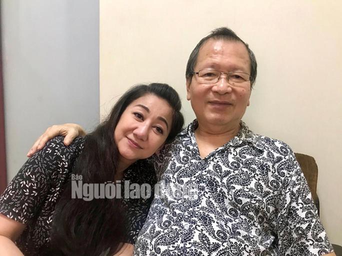Tìm Hồn thơ ngọc, NSƯT Thanh Thanh Tâm về nước hội ngộ tác giả Lê Duy Hạnh - Ảnh 1.