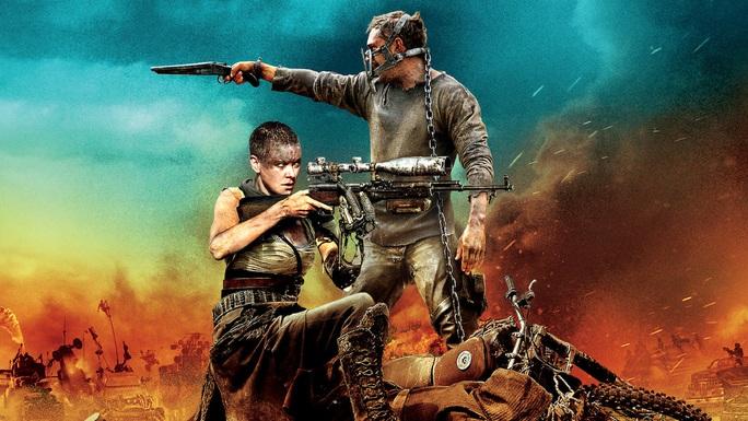 Mad Max: Fury Road: Phim vĩ đại nhất thế kỷ - Ảnh 3.