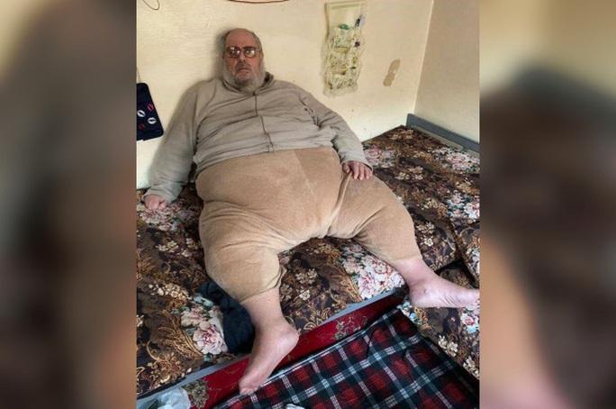 Thủ lĩnh hàng đầu IS bị bắt bằng xe tải vì... quá mập - Ảnh 1.