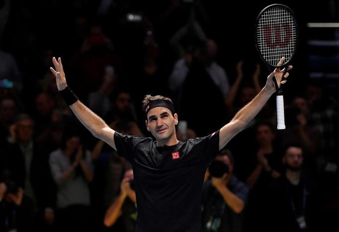 Roger Federer không còn ở đỉnh cao - Ảnh 1.