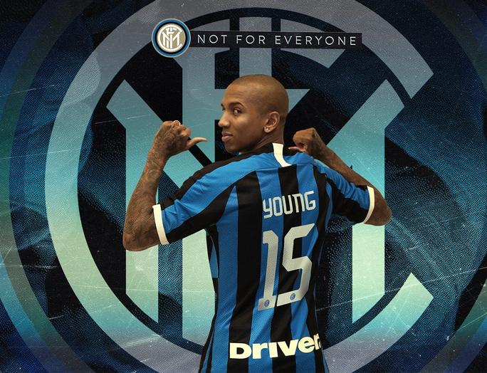 Ashley Young chia tay Man United, gia nhập Inter Milan - Ảnh 3.