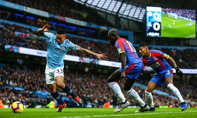 Crystal Palace-Man City: Lành ít dữ nhiều ở Etihad - Ảnh 1.