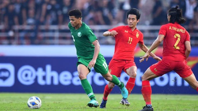 VAR chấm dứt kỳ tích của Thái Lan tại VCK U23 châu Á 2020 - Ảnh 1.
