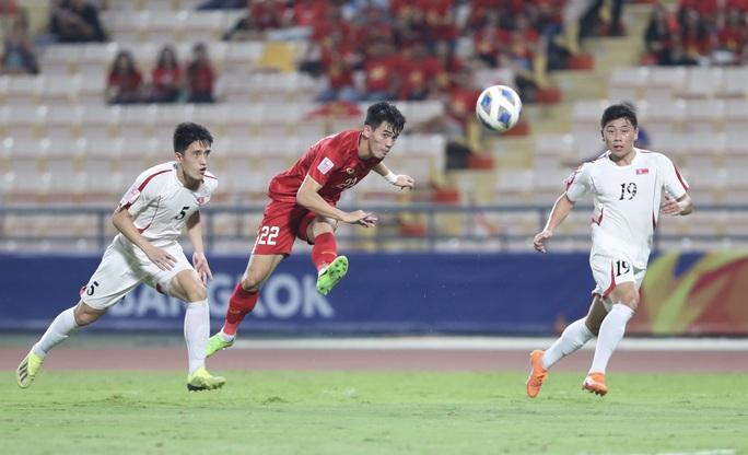 Tiến Linh có nhiều đóng góp cho đội tuyển quốc gia lẫn U22, U23Ảnh: Đức Anh
