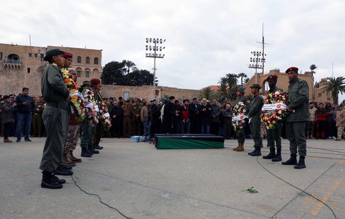 Chạy đua ngăn Libya thành Syria thứ 2 - Ảnh 1.