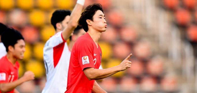 Lách khe cửa hẹp, Hàn Quốc đoạt vé vào bán kết U23 châu Á 2020 - Ảnh 2.