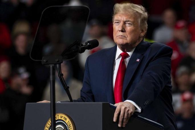Ông Trump kể chi tiết giây phút tướng Iran bị ám sát - Ảnh 1.