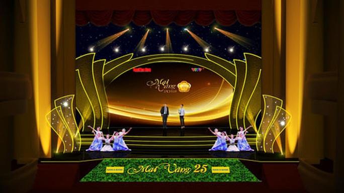 Lễ trao Giải Mai Vàng lần thứ 25: Nghệ thuật đỉnh cao và ý nghĩa tri ân - Ảnh 1.