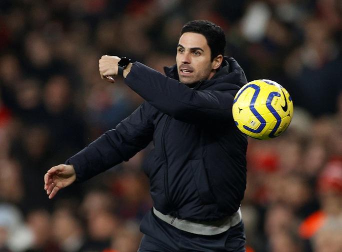HLV Arsenal báo tin vui cho NHM đội bóng thành London - Ảnh 1.