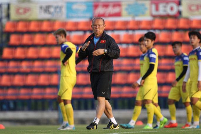 U23 Việt Nam giao hữu với Bahrain tìm cảm hứng - Ảnh 1.