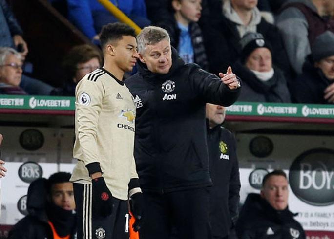 Man United lo vỡ mộng với Solskjaer - Ảnh 1.