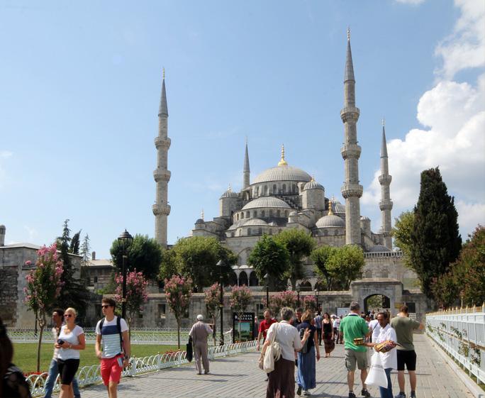 Istanbul - thành phố của muôn điều thú vị - Ảnh 1.