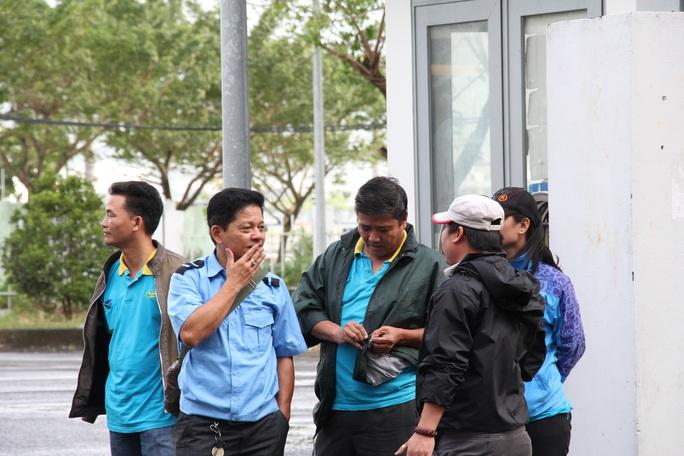 Đà Nẵng: Công ty hứa trả lương, tài xế xe buýt đi làm trở lại - Ảnh 1.