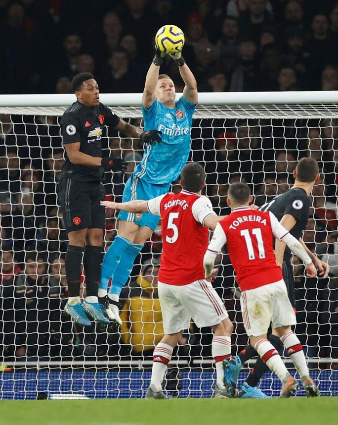 Vùi dập Man United, Arsenal thắng tưng bừng đại chiến - Ảnh 6.