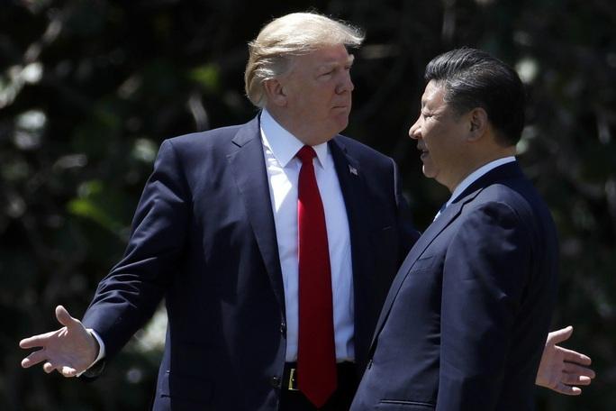 Tổng thống Trump đến Bắc Kinh, ép Trung Quốc ngay trên sân nhà? - Ảnh 1.