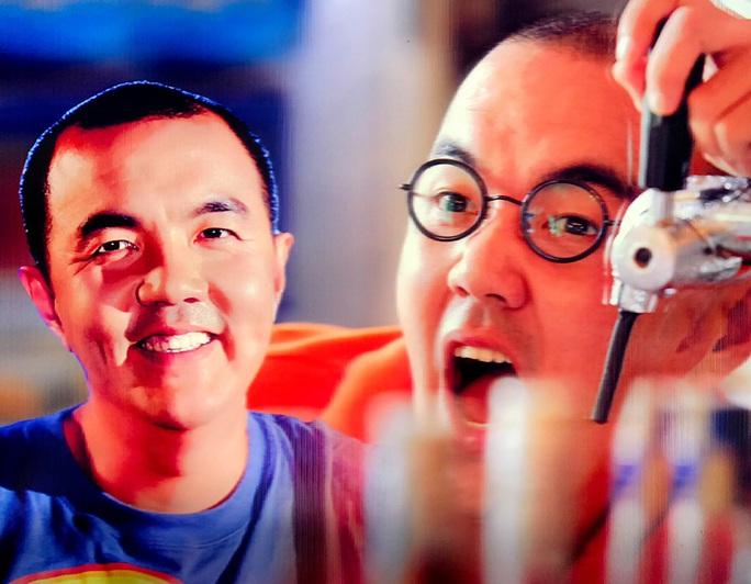 Lý Hương hội ngộ các nghệ sĩ trong triển lãm ảnh 3D - Ảnh 3.