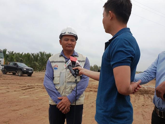 Chuyện có thật trên công trường cao tốc Trung Lương- Mỹ Thuận - Ảnh 1.