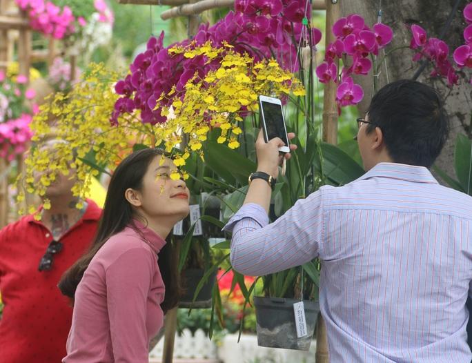 Ngắm sắc xuân về trên phố biển Nha Trang - Ảnh 14.