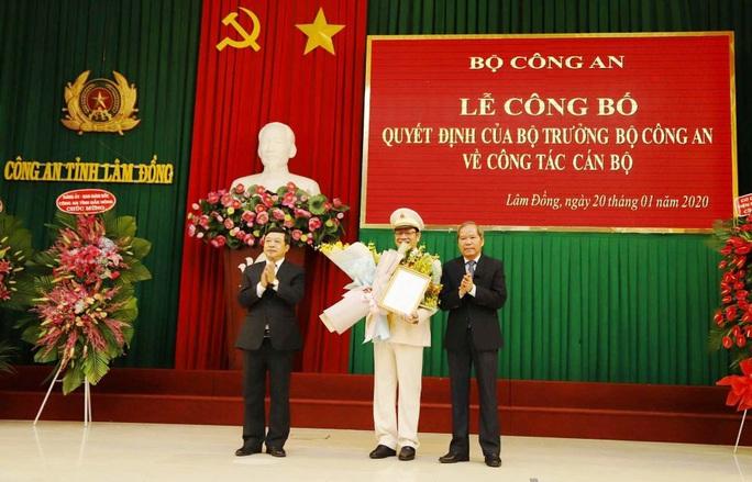 Điều động phó giám đốc Công an Đắk Nông làm giám đốc Công an Lâm Đồng - Ảnh 3.
