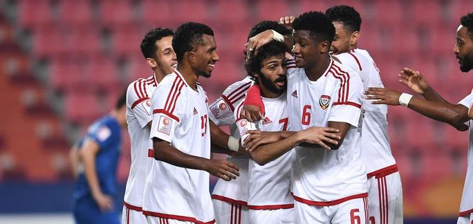 Đánh bại UAE, ĐKVĐ Uzbekistan giành vé cuối cùng vào bán kết Giải U23 châu Á - Ảnh 1.