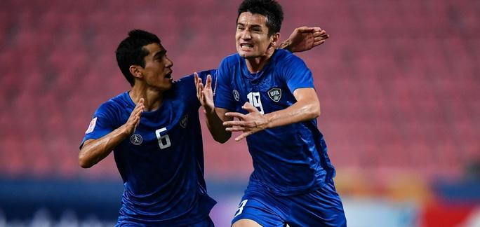 Đánh bại UAE, ĐKVĐ Uzbekistan giành vé cuối cùng vào bán kết Giải U23 châu Á - Ảnh 6.