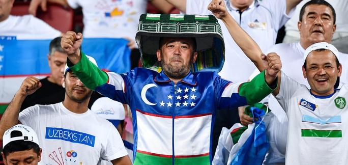 Đánh bại UAE, ĐKVĐ Uzbekistan giành vé cuối cùng vào bán kết Giải U23 châu Á - Ảnh 5.