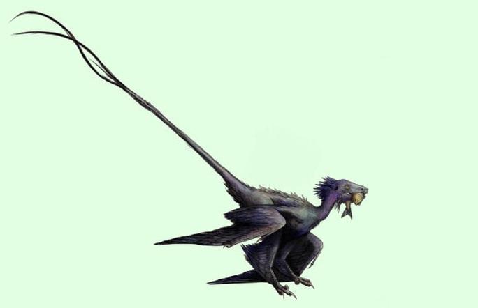 Châu Á: lộ diện quái thú đầu khủng long, đuôi phượng hoàng - Ảnh 1.