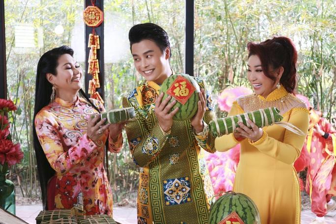 Thoại Mỹ, Võ Minh Lâm vui xuân không quạo - Ảnh 4.
