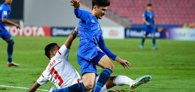Đánh bại UAE, ĐKVĐ Uzbekistan giành vé cuối cùng vào bán kết Giải U23 châu Á - Ảnh 3.