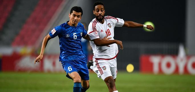 Đánh bại UAE, ĐKVĐ Uzbekistan giành vé cuối cùng vào bán kết Giải U23 châu Á - Ảnh 2.