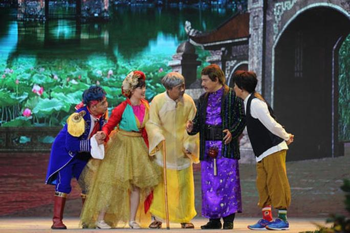 Phong phú chương trình truyền hình ngày Tết - Ảnh 1.