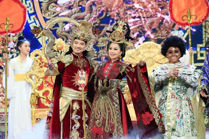 Phong phú chương trình truyền hình ngày Tết - Ảnh 3.