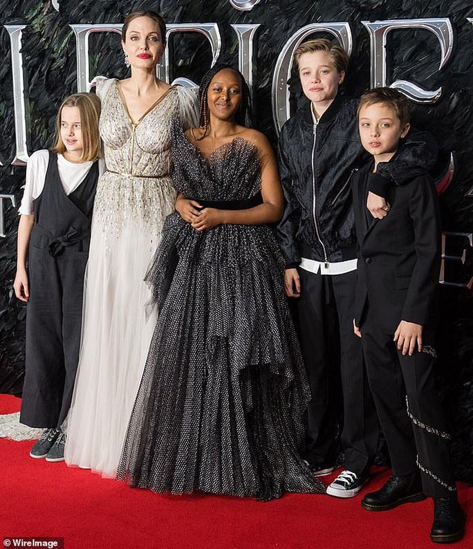 Brad Pitt và Angelina Jolie ly dị nhưng vẫn hợp tác làm ăn - Ảnh 4.
