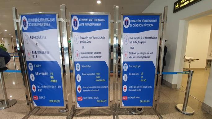 4 người tử vong do virus viêm phổi lạ ở Trung Quốc, Bộ Y tế kiểm tra Sân bay Nội Bài - Ảnh 3.