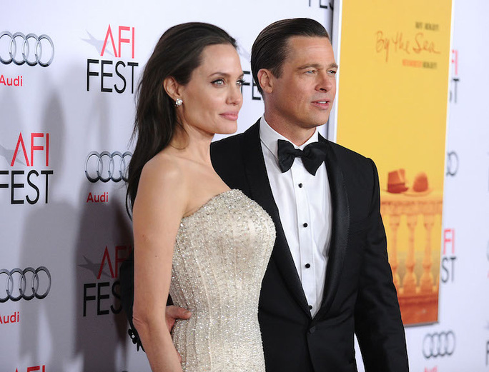Brad Pitt và Angelina Jolie ly dị nhưng vẫn hợp tác làm ăn - Ảnh 1.