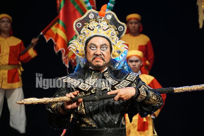 Cười hả hê với Chí Linh, Vân Hà trong Ngũ hổ bình tây - Ảnh 5.