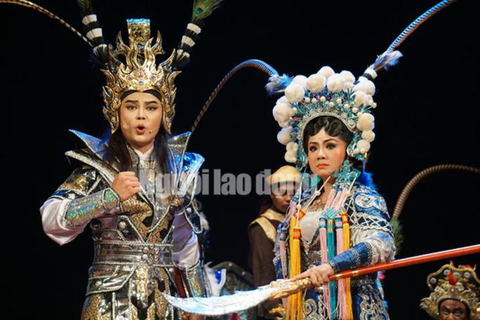 Cười hả hê với Chí Linh, Vân Hà trong Ngũ hổ bình tây - Ảnh 3.