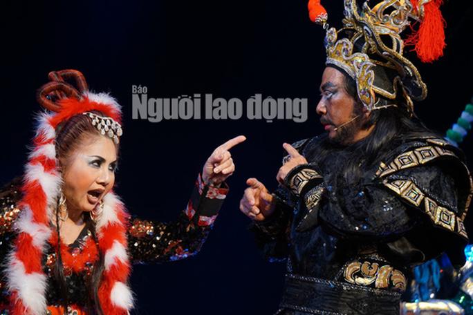 Cười hả hê với Chí Linh, Vân Hà trong Ngũ hổ bình tây - Ảnh 1.