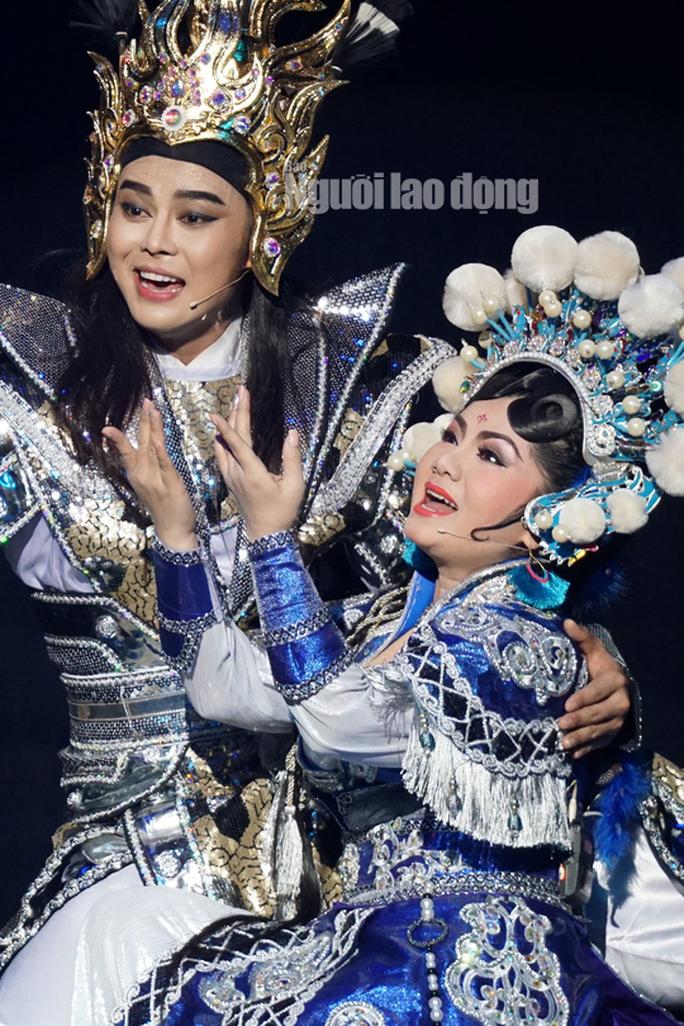 Cười hả hê với Chí Linh, Vân Hà trong Ngũ hổ bình tây - Ảnh 4.