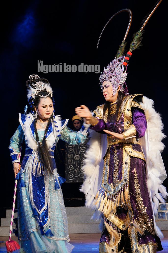 Cười hả hê với Chí Linh, Vân Hà trong Ngũ hổ bình tây - Ảnh 9.
