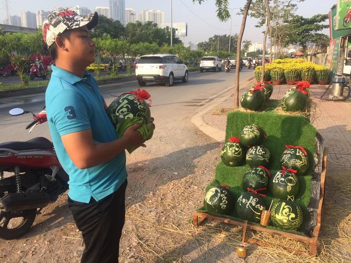 Ngỡ ngàng với nhiều loại hoa kiểng, trái độc lạ dịp Tết - Ảnh 9.