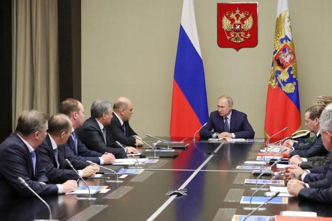 Tổng thống Putin đề xuất sửa hiến pháp cấp tốc - Ảnh 1.