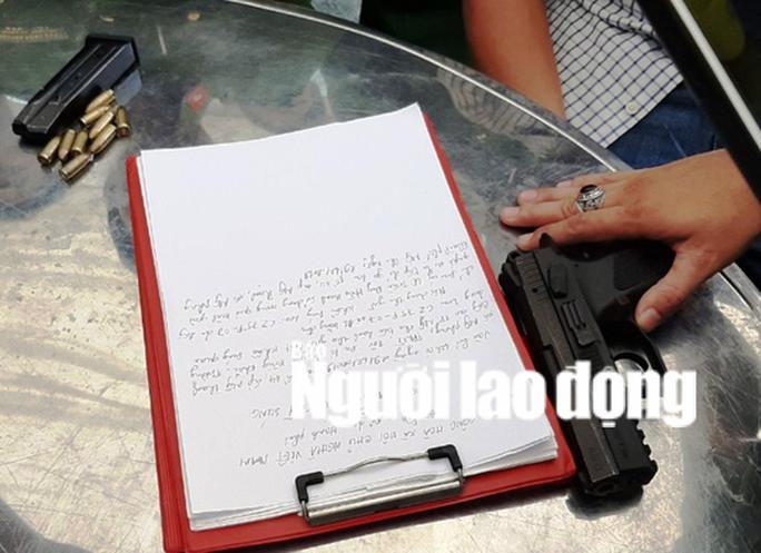 Tiền Giang: Một cảnh sát hình sự bị khởi tố vào ngày giáp Tết - Ảnh 1.