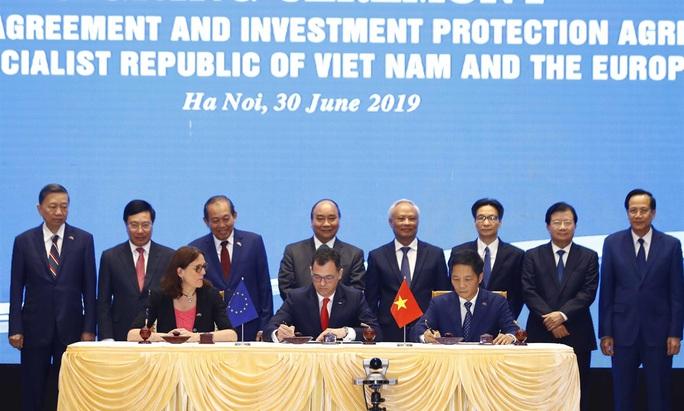 Ủy ban Thương mại EU thông qua EVFTA và EVIPA với Việt Nam - bước tiến quan trọng - Ảnh 1.