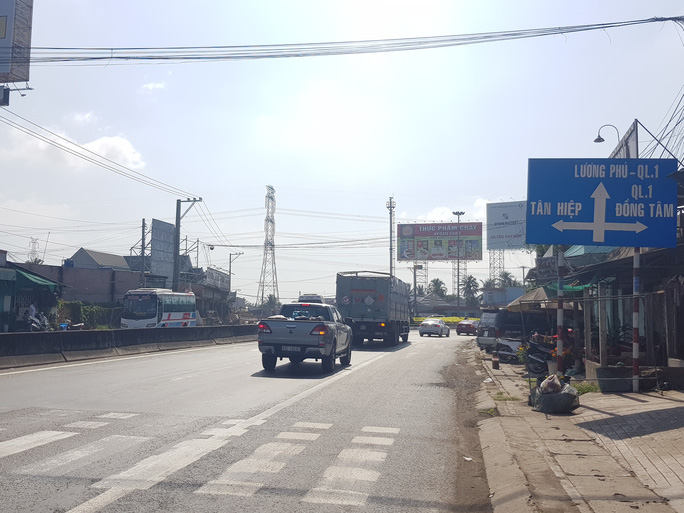 Xe cộ đang sướng rơn người trên đường về miền Tây - Ảnh 5.