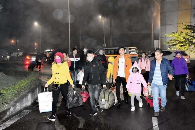 Những chuyến xe nghĩa tình đưa công nhân về quê đón Tết  - Ảnh 2.