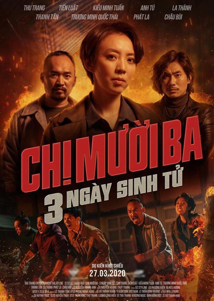 Các dự án phim Việt, Hollywood hấp dẫn trong năm Tý - Ảnh 2.
