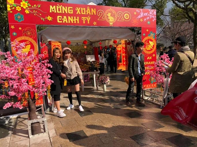 Tết xa nhà của du học sinh Việt - Ảnh 1.
