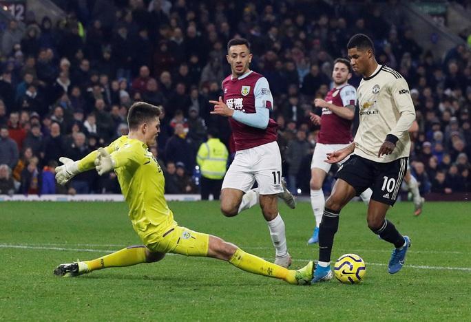 Man United lo lỡ bước trước Burnley - Ảnh 1.