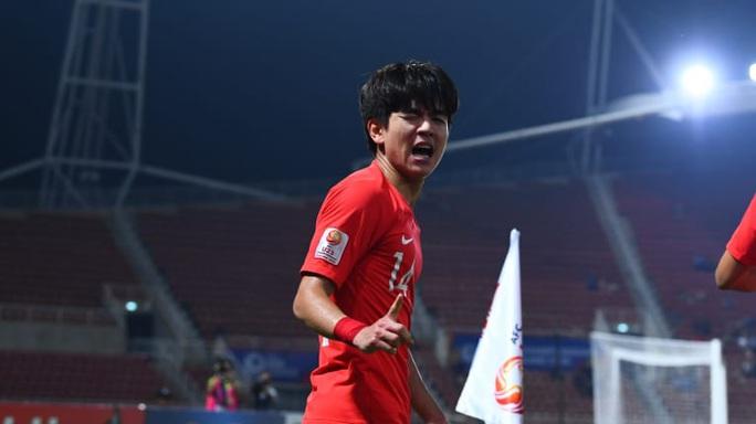 Đánh bại Úc, Hàn Quốc chạm trán Ả Rập Saudi ở chung kết Giải U23 châu Á 2020 - Ảnh 4.